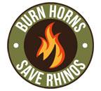 Logo světové kampaně na záchranu nosorožců