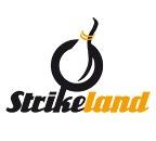 Logo bowlingové haly Strikeland