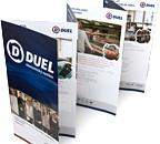 Produktový katalog modulárního ekonomického a účetního softwaru Duel