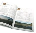 Výroční zpráva Vojenských lesů a statků